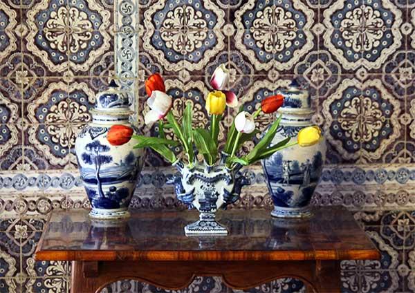 как голландская ваза для тюльпанов озабочены Эта